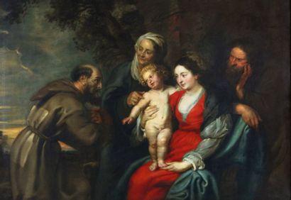 Pierre Paul Rubens et son atelier (Siegen 1577 - Anvers 1640)