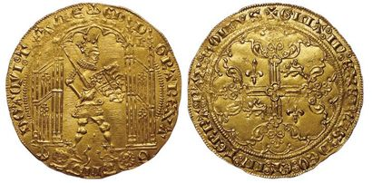 Duché d'Aquitaine. Edouard III. 1317-1362....