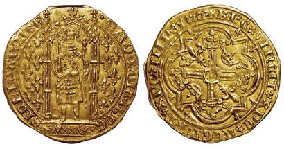 9- Provence. Jeanne de Naples. 1362-1382....