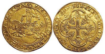 Cambrai. Pierre d'André (Pierre IV). 1349-1368....