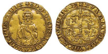 Duché d'Aquitaine. Edouard le Prince noir....
