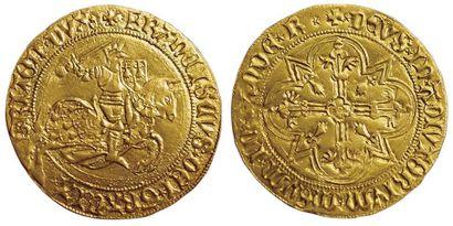 Duché de Bretagne. François II. 1458-1488....