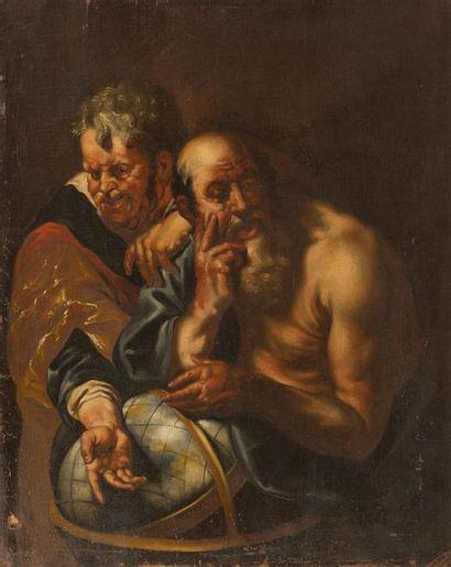 Ecole flamande du XVIIIème, suiveur de Jacob...