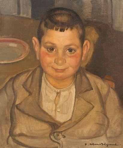 Pierre-Albert BEGAUD (1901-1956) Portait...