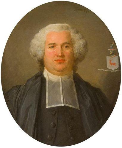 Jean-Baptiste PERRONNEAU (Paris 1715 - Amsterdam...