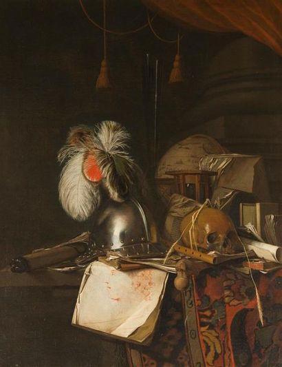Jan FRIS (Amsterdam vers 1627 - vers 1672...