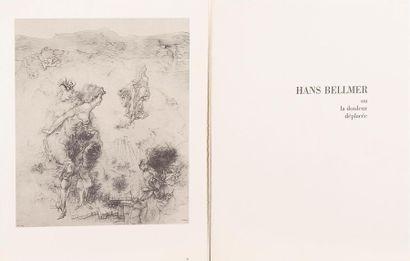 Les dessins de Hans BELLMER Edition Denoël...