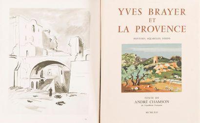 Yves BRAYER et la Provence Texte de André...