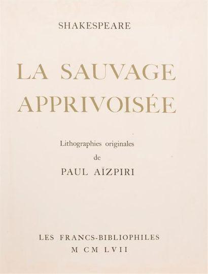 Paul AIZPIRI - SHAKESPEARE