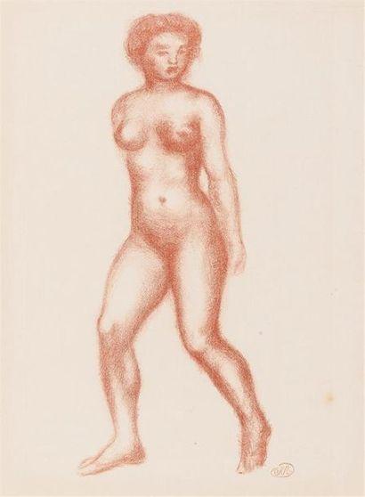 Aristide MAILLOL 2 lithographies originales....