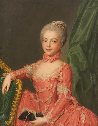 ATTRIBUE A JEAN MARTIAL FREDOU (1711-1795)...
