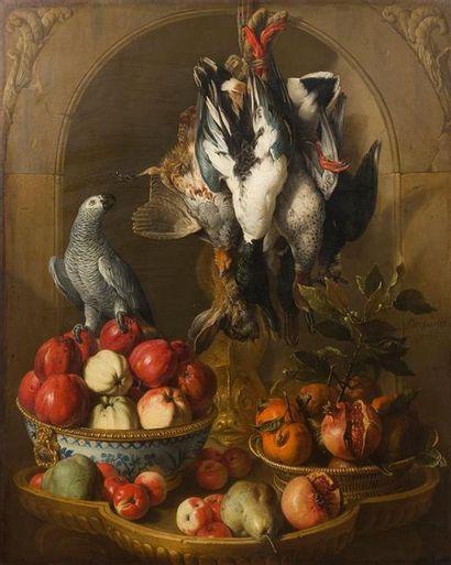 ALEXANDRE-FRANÇOIS DESPORTES (1661-1743) Nature...