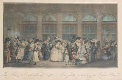 D'APRES PHILIBERT-LOUIS DEBUCOURT (1755-1832)...