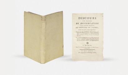 Un des XX livres Pyrénéistes les plus rares...