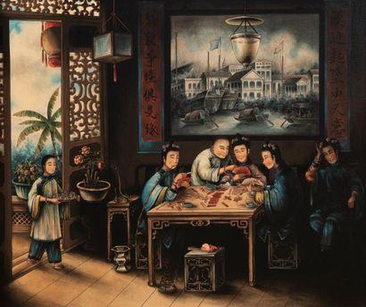 École Chinoise contemporaine
