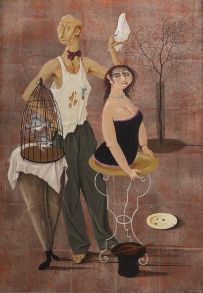 Enrio Brandami (1914 - 1979)