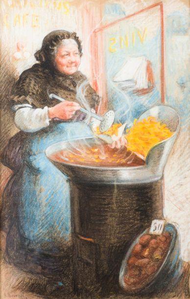 André BOURNAC (Né à Arcachon au XIXe siècle)...