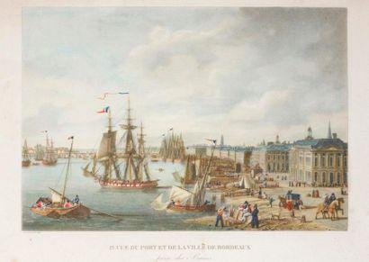 Louis GARNERAY (17831857) Première vue du...