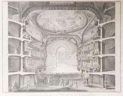 Victor LOUIS (1731-1800) et Gabriel POULLEAU...