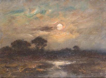 Alexandre Gaston GUIGNARD (18481922) Clair...