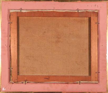 Paul SEBILLEAU (1847-1907) Soulac, 1904. Oil on canvas, signed lower left, located...