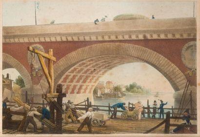 Louis GARNERAY (17831857) Construction du...