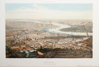 Alfred GUESDON (18081876) Bordeaux Vue prise...