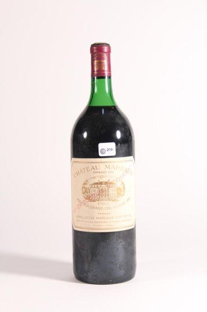 1982 - Château Margaux Margaux - 1 mganum...