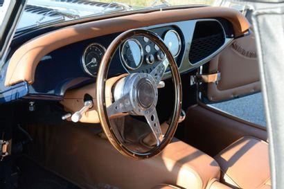 Un Cabriolet 2 places de marque MORGAN type 4/4 - 1600AA1 du 09/01/2018 de couleur...