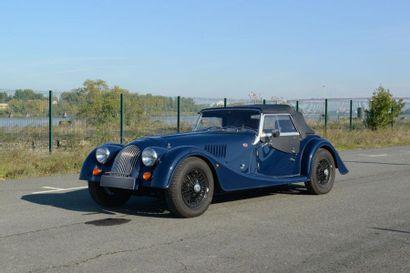 Un Cabriolet 2 places de marque MORGAN type...
