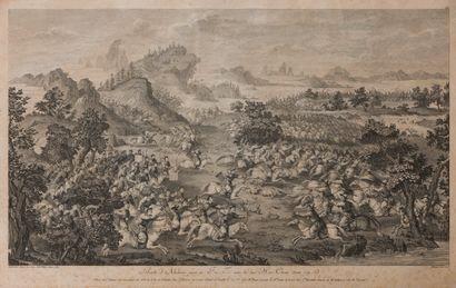 Isidore-Stanislas HELMAN (1743-1806)  Batailles et conquêtes de l'empereur de la...