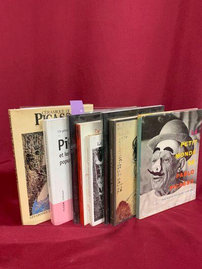 RAMIE Georges, Céramiques de Picasso, Albin...