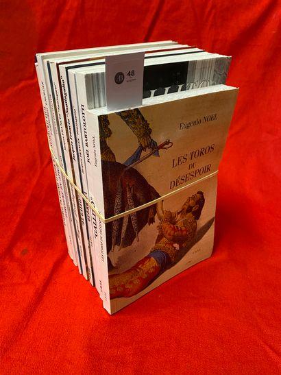 ENSEMBLE DE PUBLICATIONS UBTF :  NOEL Eugenio,...