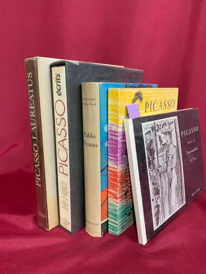 MARCENAC Jean, Picasso, les enfants et les...