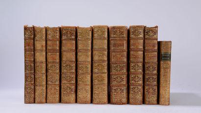 Histoire naturelle  BUFFON (Georges-Louis...