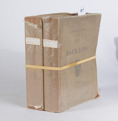 ARCHIVES MUNICIPALES DE BORDEAUX  Livre des...