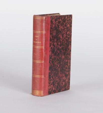 ARCACHON  Réunion de 2 ouvrages en un volume...