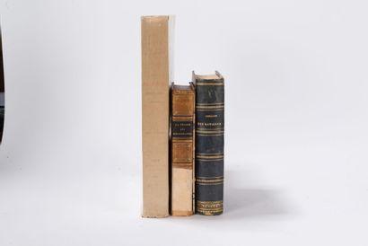 Bibliographie - Édition  THOINAN (Ernest,...
