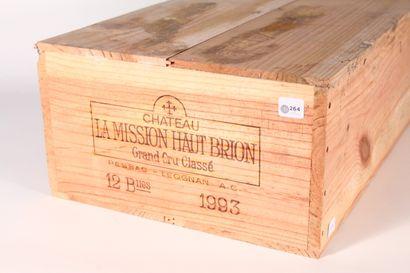 1993 - Château La Mission Haut Brion  Pessac-Léognan...