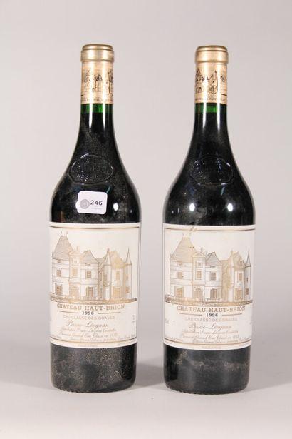 1996 - Château Haut Brion  Pessac-Léognan...