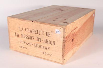1994 - La Chapelle de la Mission Haut Brion...