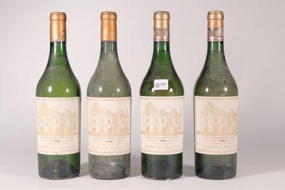 1988 - Château Haut-Brion  Pessac-Léognan...