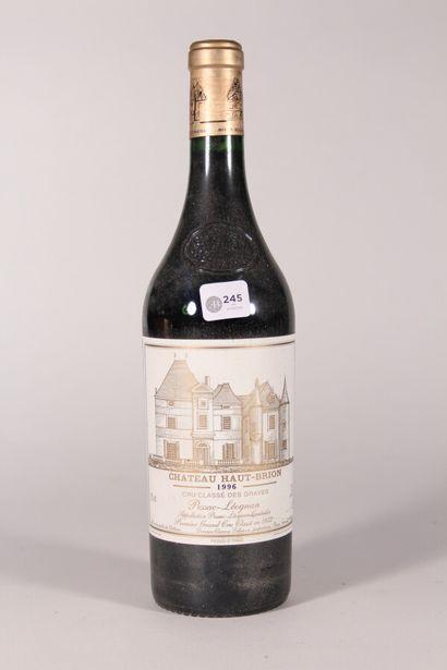 1996 - Château Haut-Brion  Pessac-Léognan...