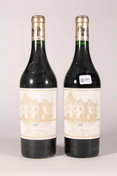1999 - Château Haut-Brion  Pessac-Léognan...