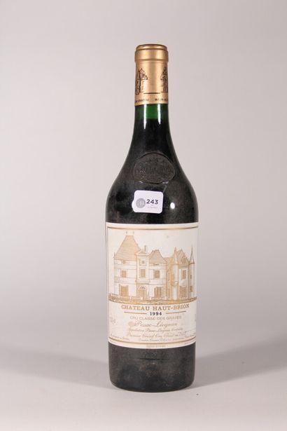 1994 - Château Haut-Brion  Pessac-Léognan...