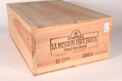 1994 - Château La Mission Haut Brion  Pessac-Léognan...