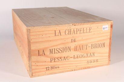1996 - La Chapelle de la Mission Haut Brion...