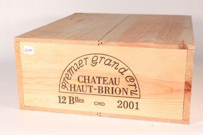 2001 - Château Haut Brion  Pessac-Léognan...
