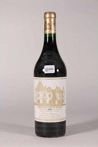 1995 - Château Haut-Brion  Pessac-Léognan...