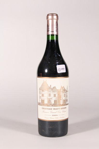 2008 - Château Haut-Brion  Pessac-Léognan...